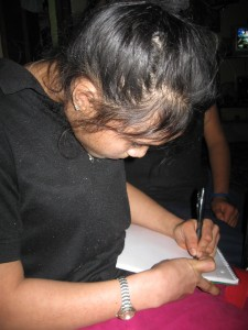 Duyana Writing