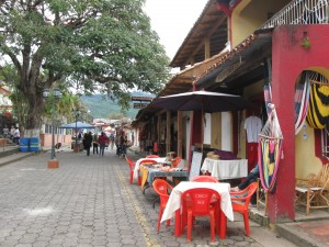 Downtown Valle De Angeles