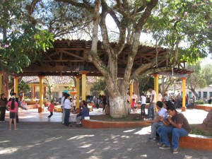 Town Center, Valle de Angeles