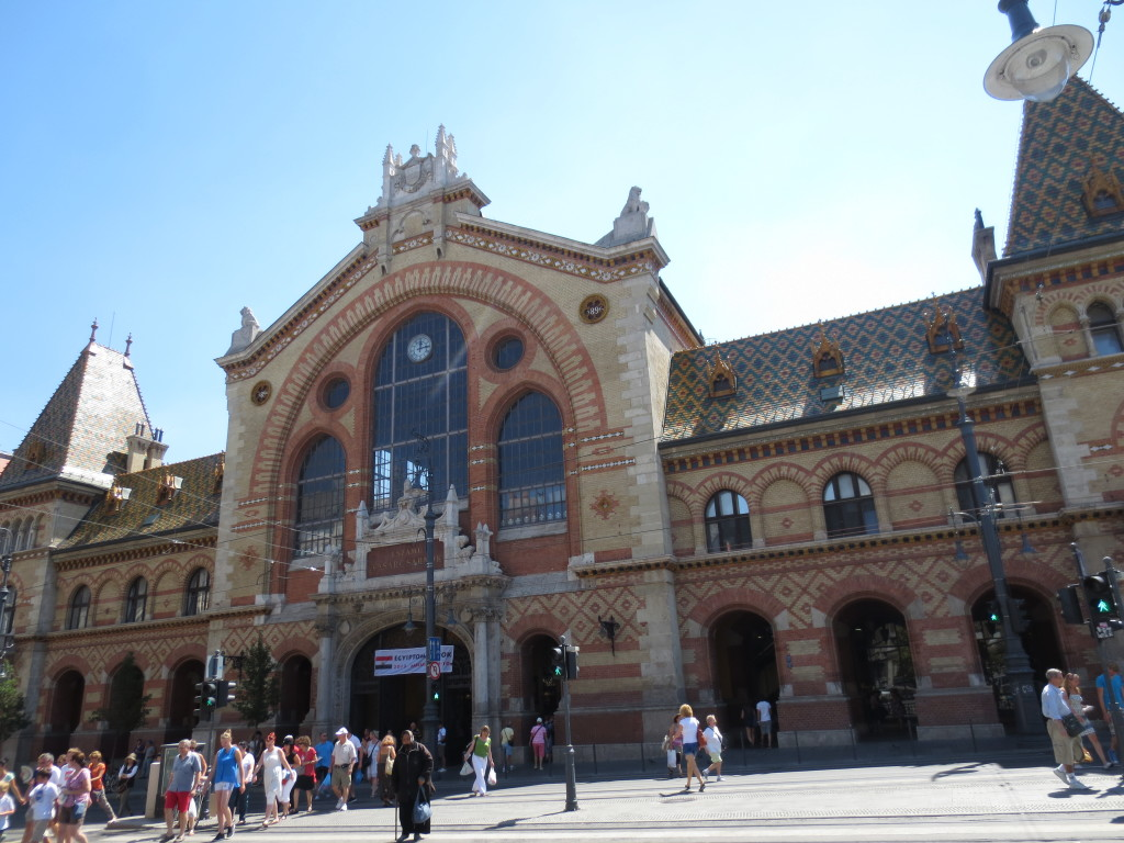 Nagycsarnok, The Great Market Hall