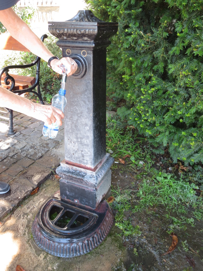 Free Water Filling Stations