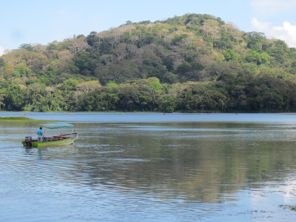 Recreational Boating on Late Gatun