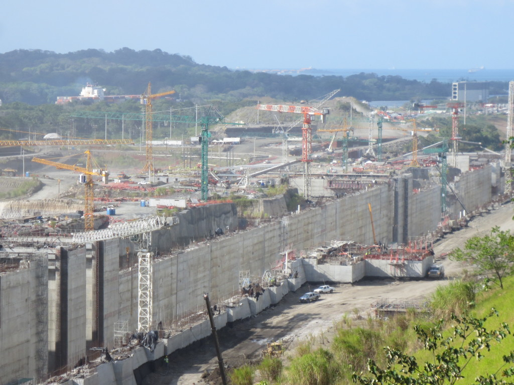 Panama Canal Expansion 1/27