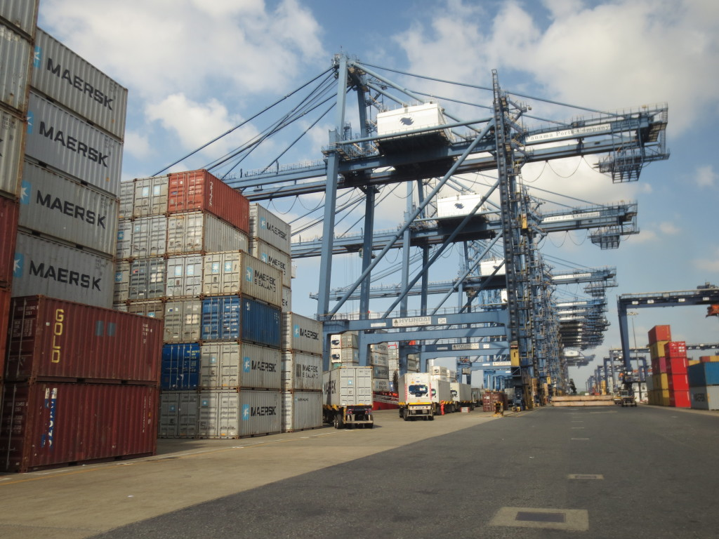 Port of Balboa, Panama